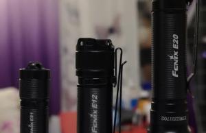 fenix 2020 e-series flashlight releases