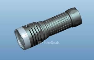 Astrolux EA01 SST40 2300lm group buy flashlight
