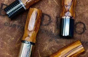 deadwood custom works ironwood sleeve build