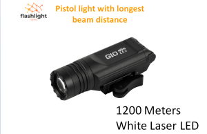 acebeam g10 laser LED weapon mounted light