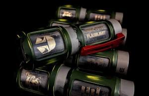 yellowday energy boba fett wreck it custom flashlight