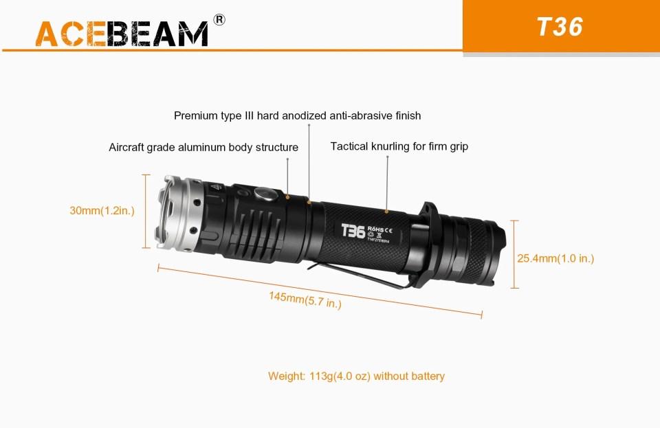 Acebeam T36
