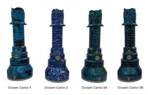 acebeam new camo patterned flashlight