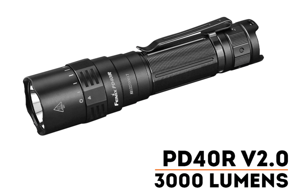 Fenix PD40R V2.0 main photo