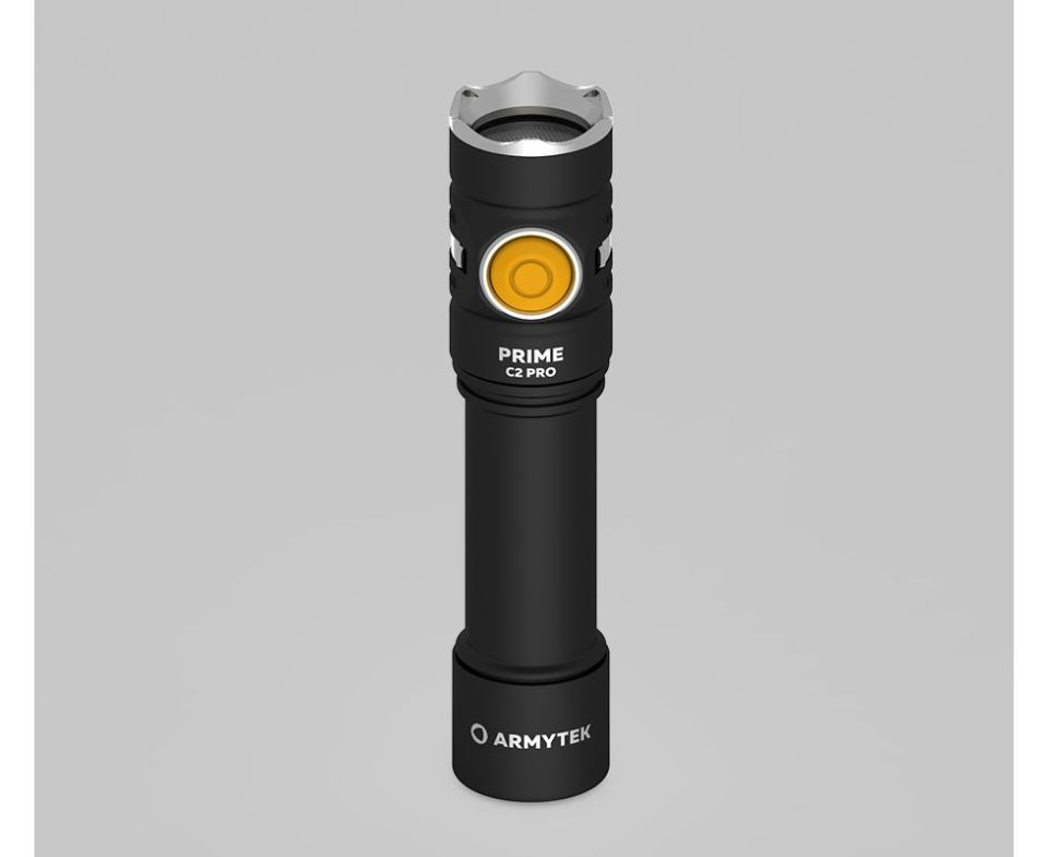 Armytek Prime C2 Pro Magnet USB side switch