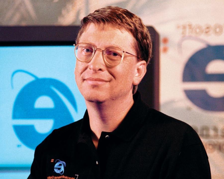 Bill Gates House Pics Interior