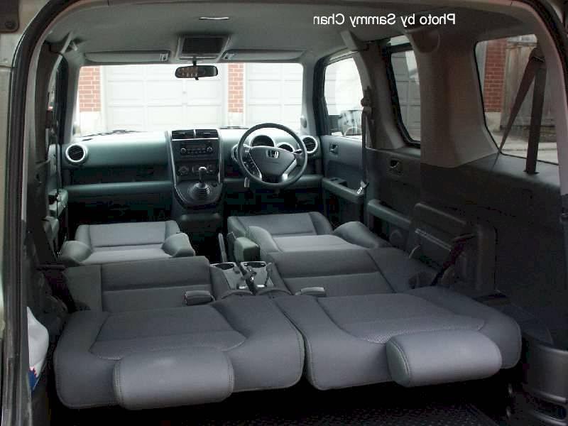 Interior Photos Of Honda Element