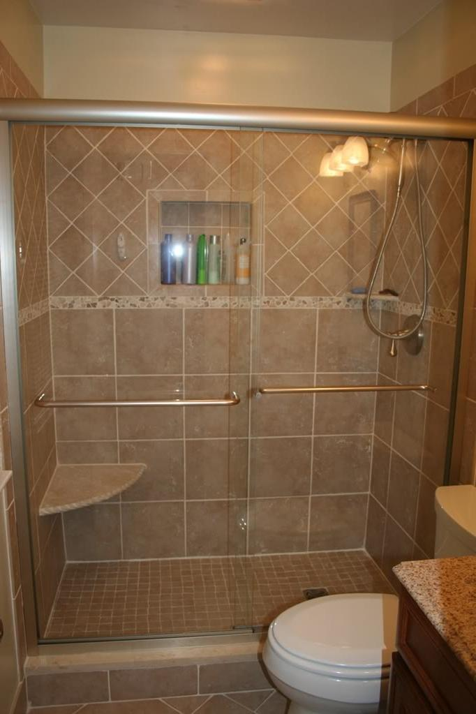 Photos Of Finished Bathrooms