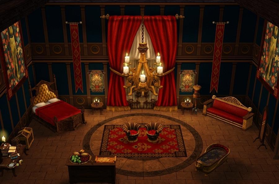 Decor Bedroom Photos Medieval