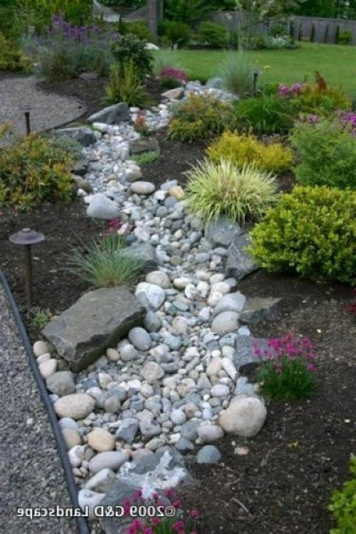 Ornamental Garden Pebbles