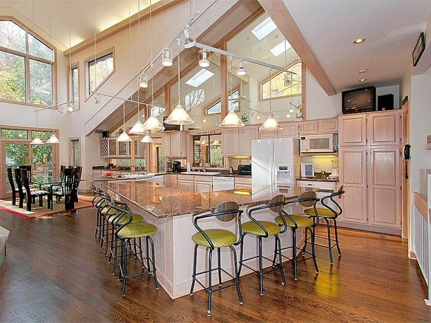 Photos Of Open Floor Plan Kitchens