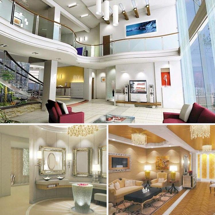 Antilia Building Interior Photos