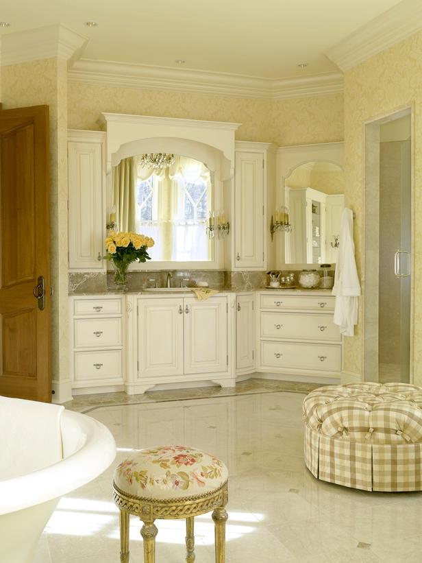 Photos Of French Country Bathrooms