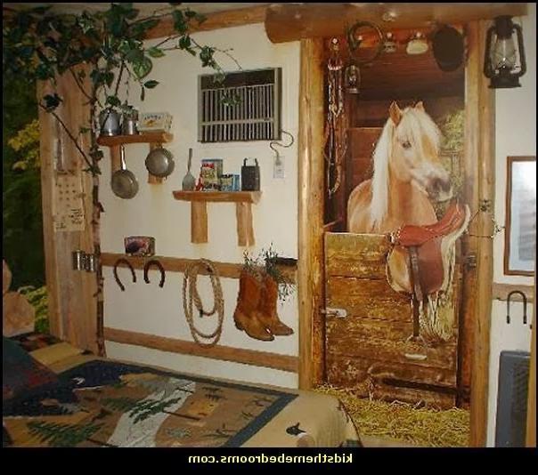 Western Themed Room Photos