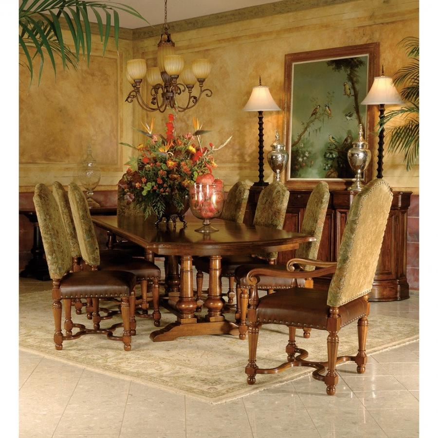 Tuscan Style Dining Room Photos