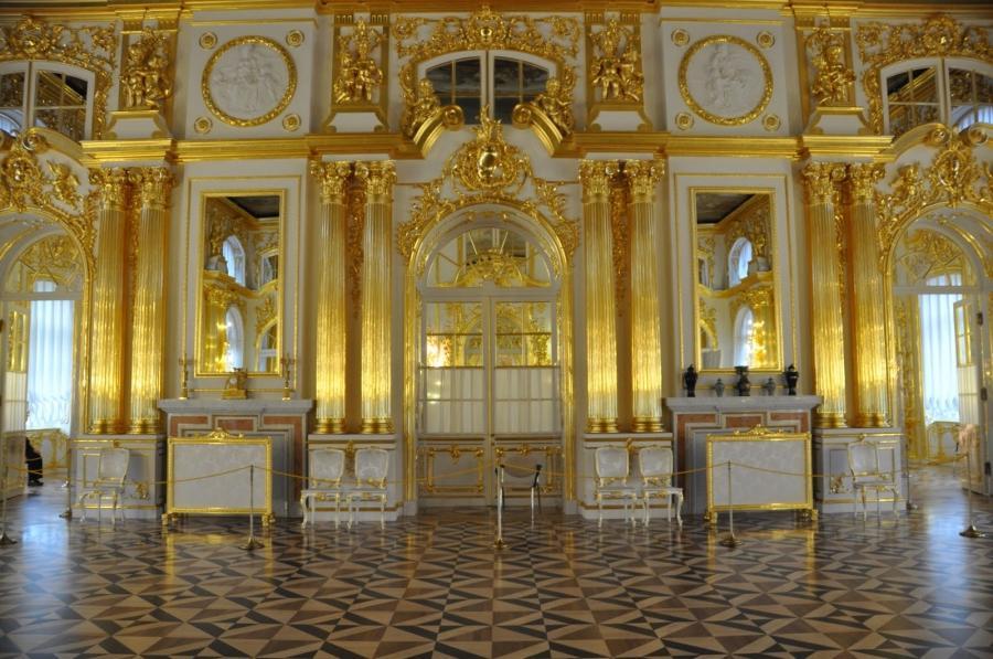 Peterhof Grand Palace Interior