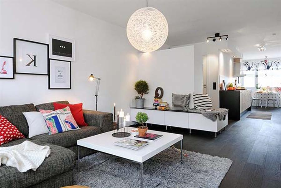 Warm Cozy Living Room Photos