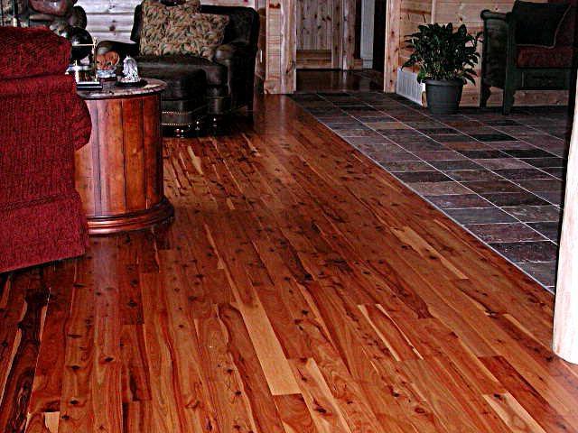 1 2 Australian Cypress Hardwood Flooring