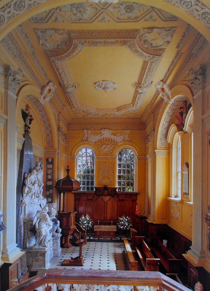 Blenheim Palace Interior Photos