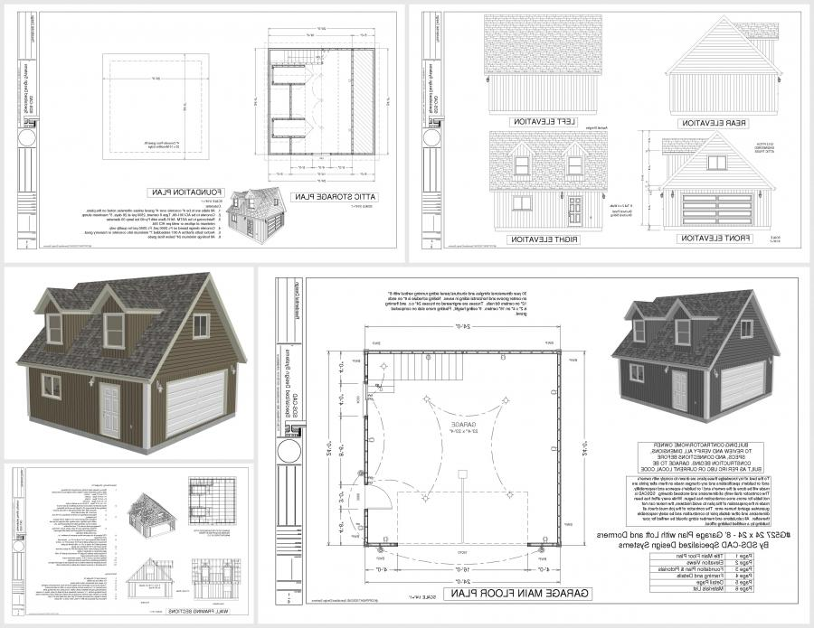 Dormer House Plans Photos