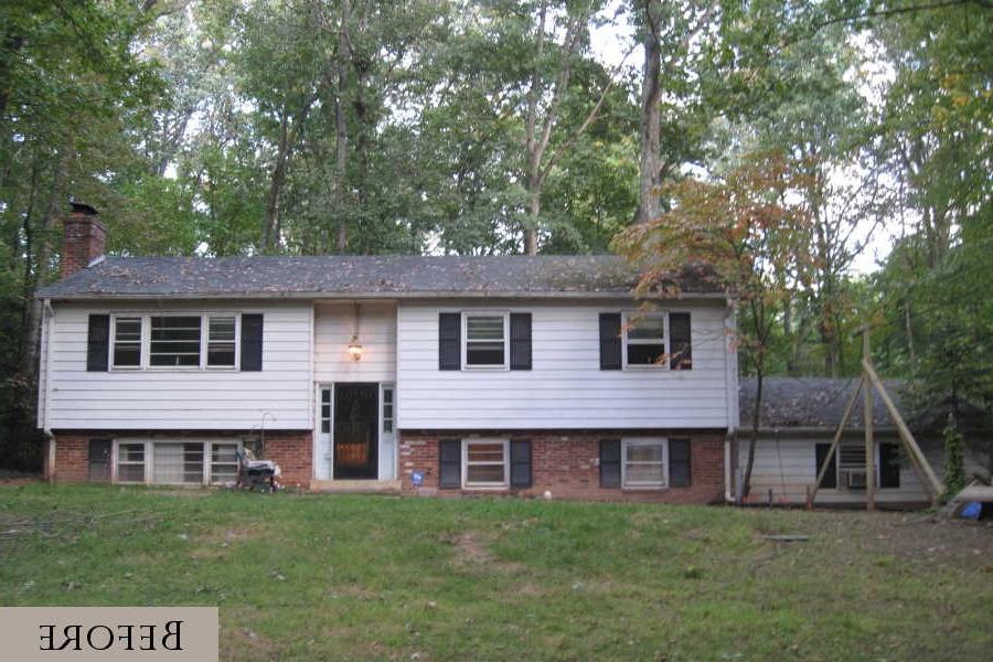 Split Level House Remodel Photos