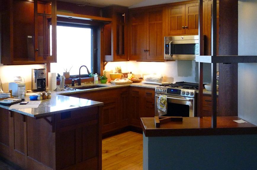 Blue And White Kitchen Designs