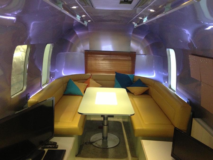 Airstream Photos Interior