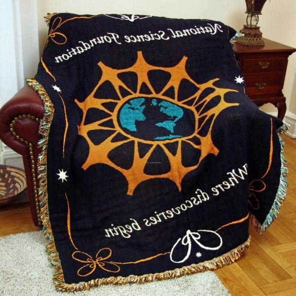 Custom throw blankets from photo