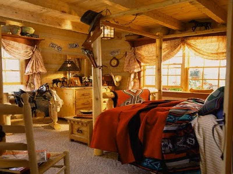 Western Themed Room Photos