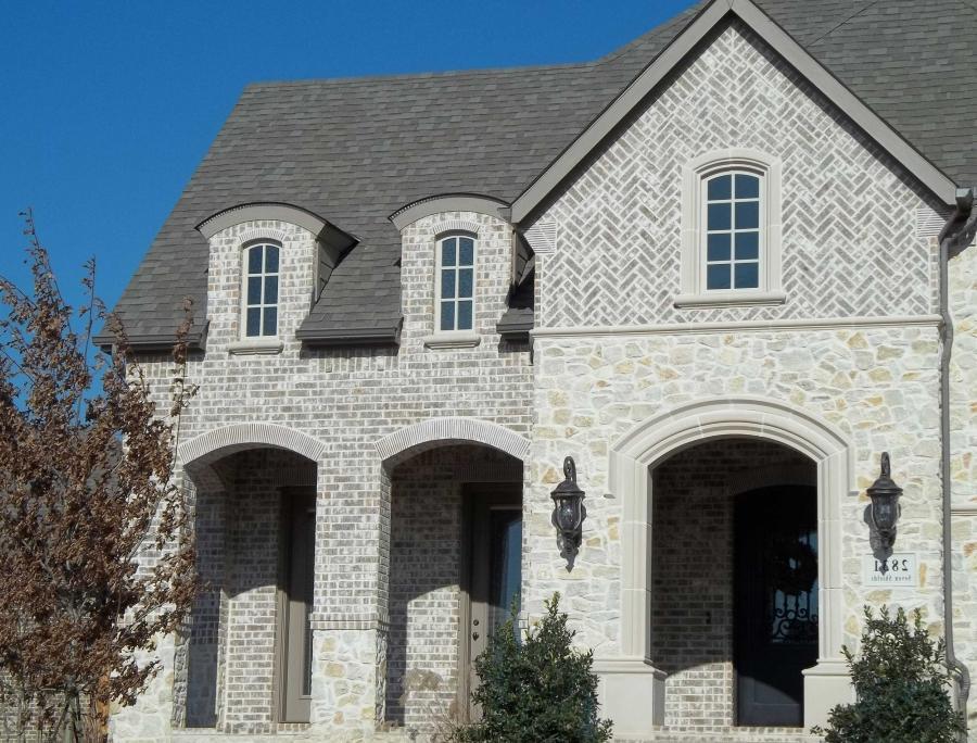 Photos Grey Brick Homes