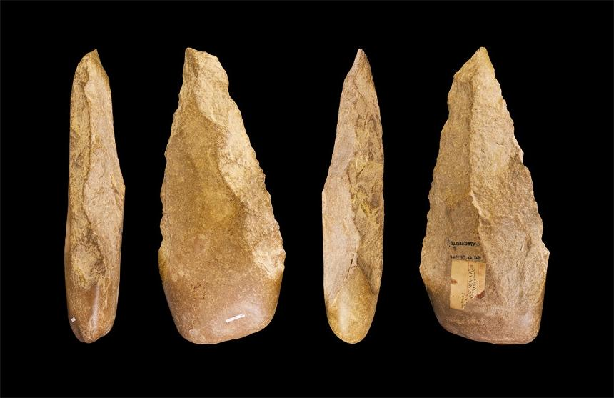 Stone Tools Photos
