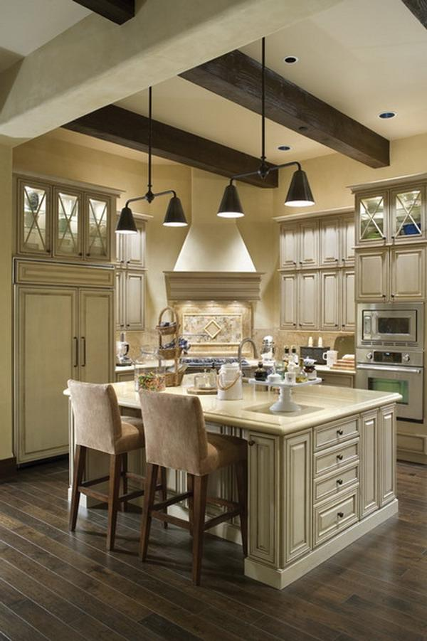 Contemporary Style Kitchen Designs