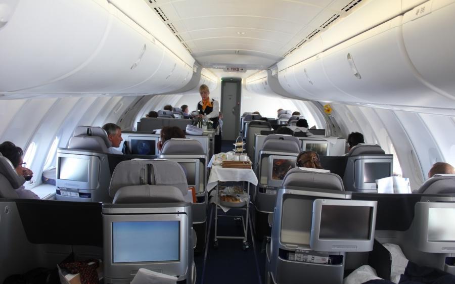 747 Interior Photos