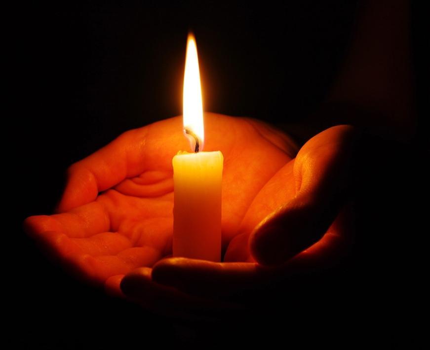 Single Candle Photos