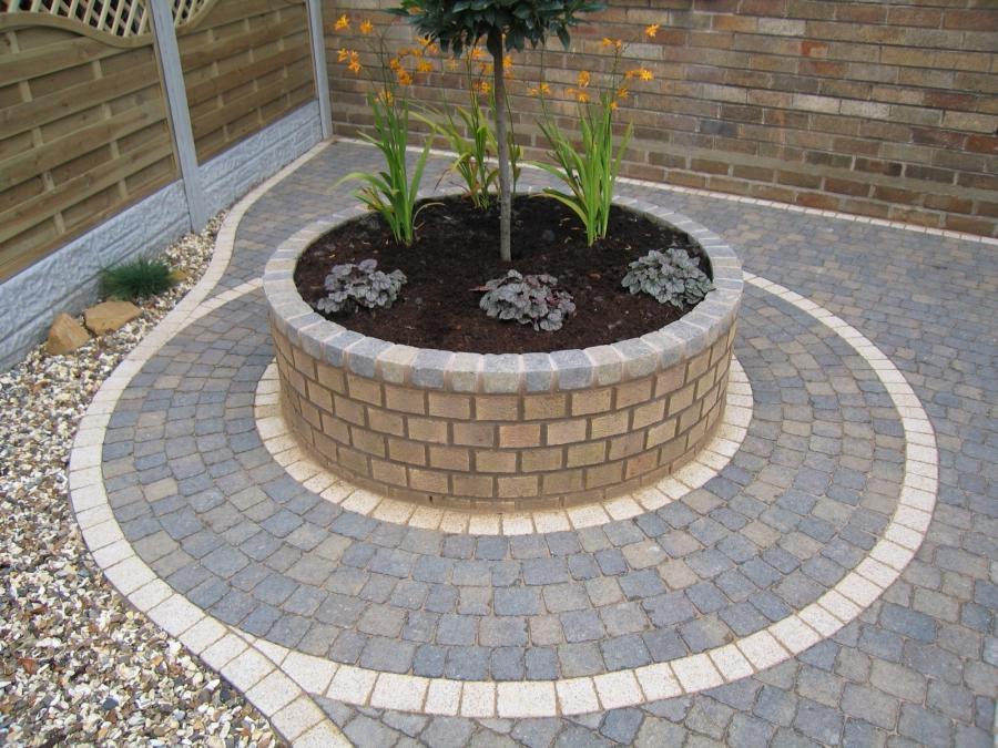 How Build Raised Garden Concrete