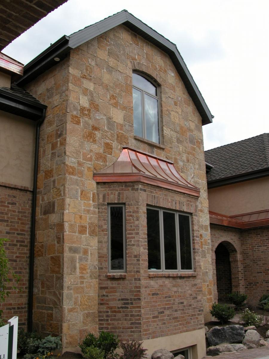 Brick And Stone Combinations Photos