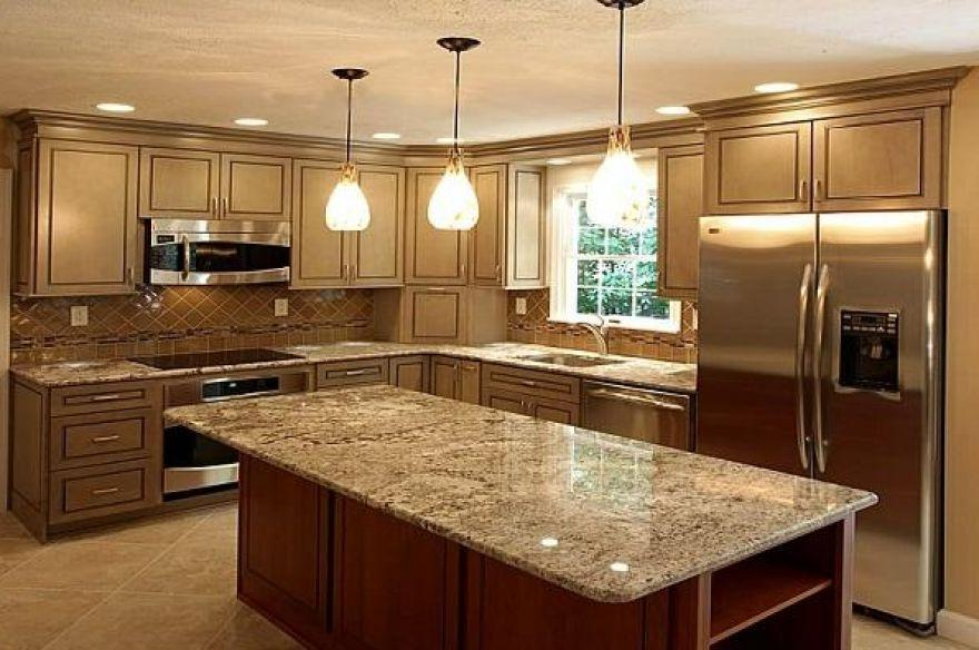 Image Result For Kitchen Remodel Granite Countertops