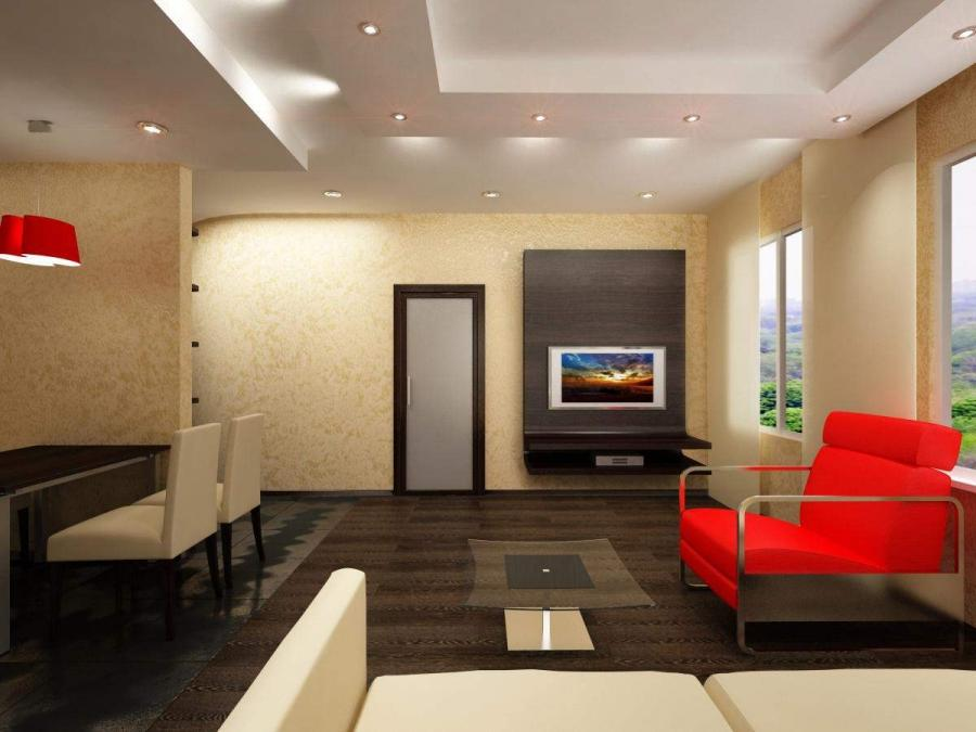 Small Kitchen Lounge Designs