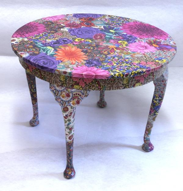 Coffee Table Vintage Style