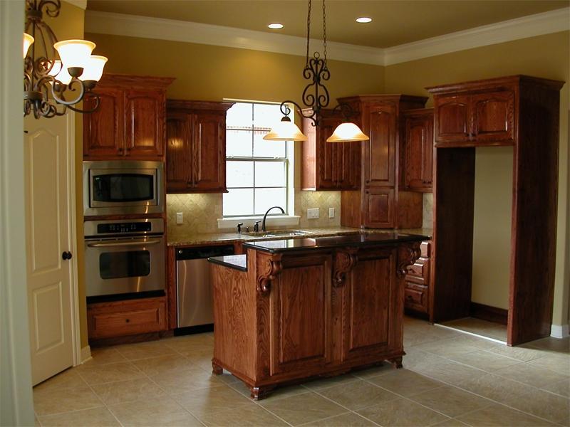 Small Flat Kitchen Design