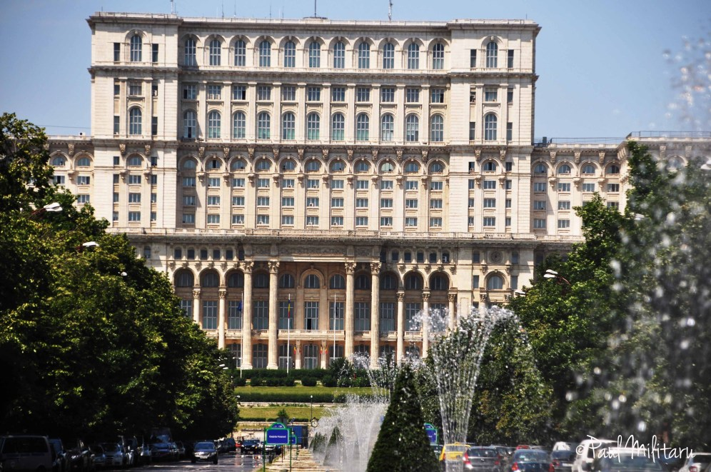 Parliament Palace Bucharest 3