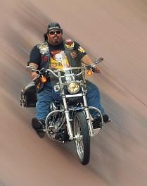 HM rider Richard Yehl