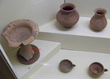 Harapan Pottery