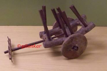 Harapan Toy Bullock Cart