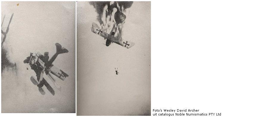 Veilinghuis biedt fop-foto's Eerste Wereldoorlog aan