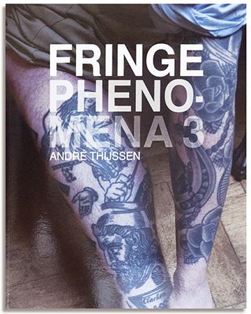André Thijssen komt met derde Fringe Phenomena