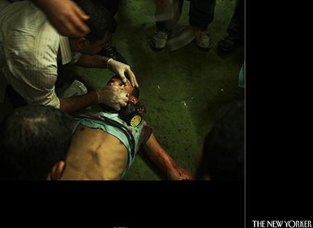 Bijzondere fotografie uit Egypte