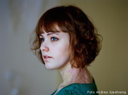 Andrea Gjestvang wint L'Iris d'Or