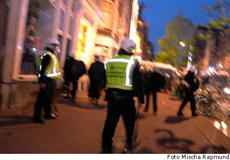 Aanklacht Mischa Rapmund tegen politie