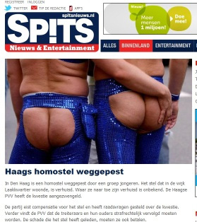Raad voor de Journalistiek vindt klacht gegrond over foto in Spitsnieuws.nl
